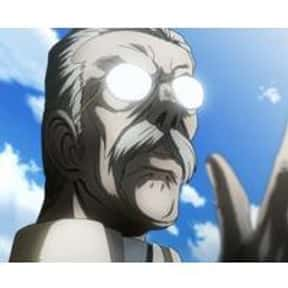Father Renaldo is listed (or ranked) 23 on the list List of All Hellsing Characters, Best to Worst