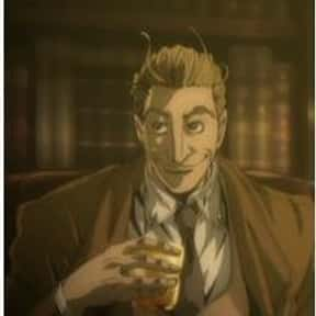 Sir Arthur Hellsing is listed (or ranked) 15 on the list List of All Hellsing Characters, Best to Worst