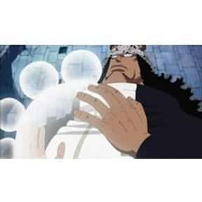 Bartholomew Kuma is listed (or ranked) 12 on the list The Best Cyborg Anime Characters