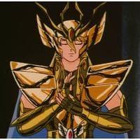 Shaka on Random Saint Seiya Characters