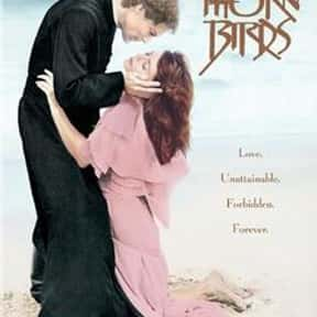 The Thorn Birds is listed (or ranked) 7 on the list The Greatest TV Shows Set in the '40s