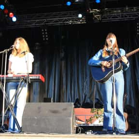 First Aid Kit is listed (or ranked) 17 on the list The Best Sister Bands & Musical Groups, Ranked