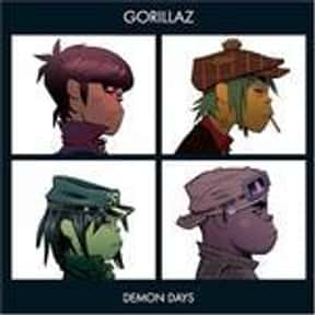 Demon Days is listed (or ranked) 23 on the list The Best Sophomore Albums of All Time