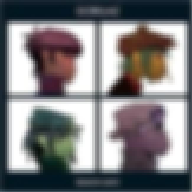 Demon Days is listed (or ranked) 2 on the list Beatles Parody Album Covers