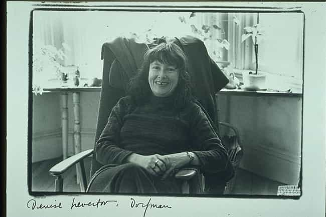 Denise Levertov is listed (or ranked) 2 on the list Famous Poets from Great Britain
