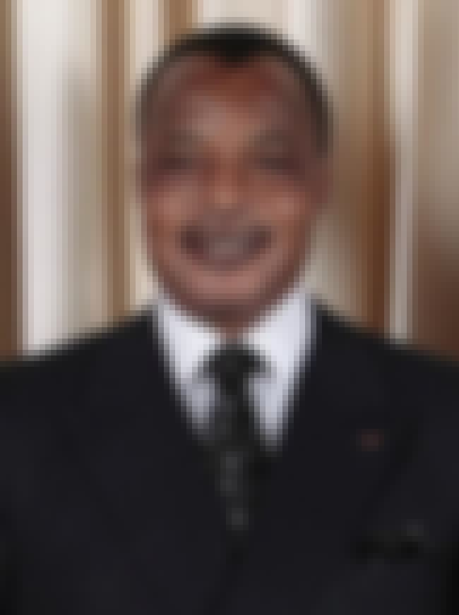 Denis Sassou Nguesso is listed (or ranked) 4 on the list 10 World Leaders Who Allegedly Jailed Their Political Opponents and Critics