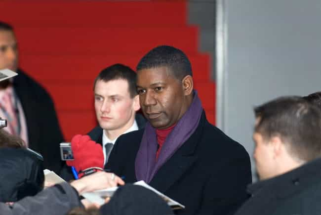 Dennis Haysbert is listed (or ranked) 4 on the list Code Red Cast List