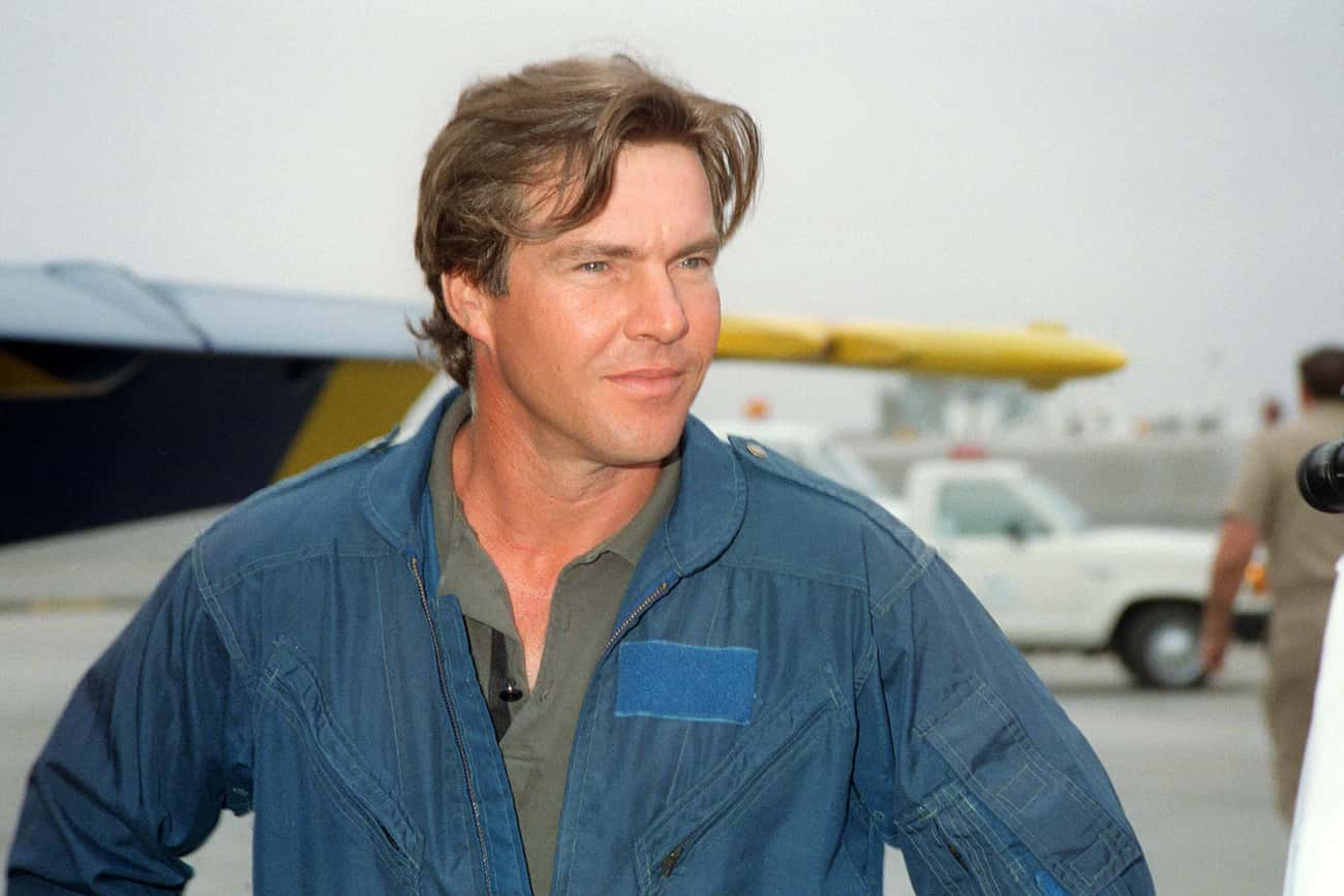 Dennis Quaid is listed (or ranked) 1 on the list Famous Bellaire High School Alumni
