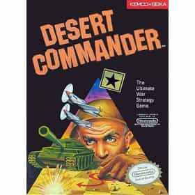 Desert Commander