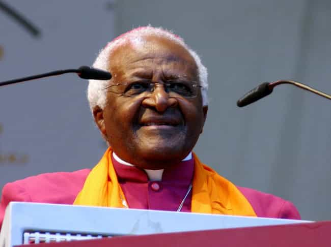 Desmond Tutu is listed (or ranked) 2 on the list World-Changers Who Survived Childhood Diseases
