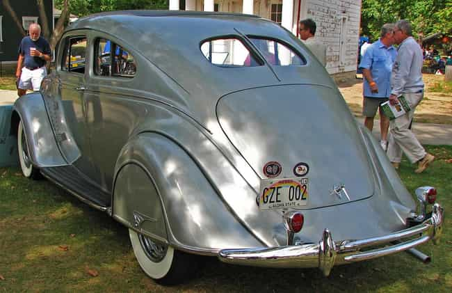 DeSoto Airflow is listed (or ranked) 4 on the list Full List of DeSoto Models