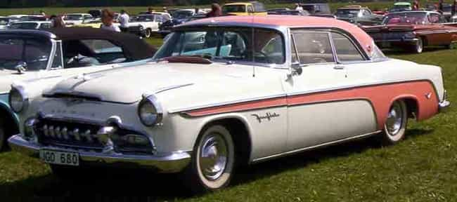 DeSoto Fireflite is listed (or ranked) 1 on the list Full List of DeSoto Models