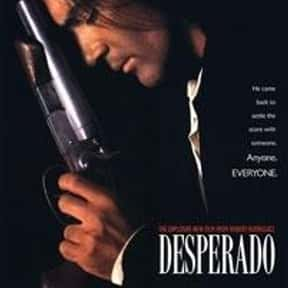 Desperado is listed (or ranked) 5 on the list The Best Danny Trejo Movies