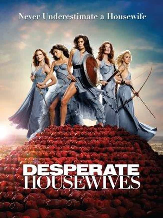 Desperate Housewives is listed (or ranked) 4 on the list What to Watch If You Love 'Fresh Off the Boat'