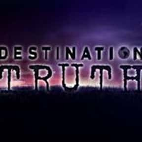 Destination Truth is listed (or ranked) 11 on the list The Best Paranormal TV Shows