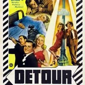 Detour is listed (or ranked) 17 on the list Free Movies! The Best Films in the Public Domain
