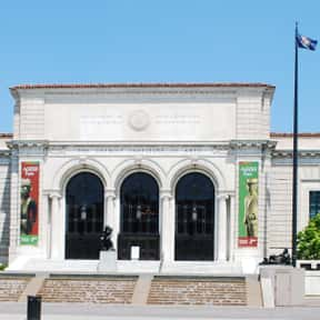 Detroit Institute of Arts is listed (or ranked) 15 on the list The Best Museums in the United States
