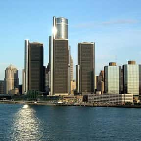 Detroit is listed (or ranked) 7 on the list The Best US Cities for Architecture