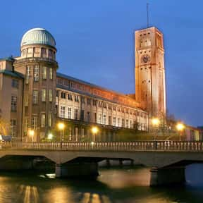 Deutsches Museum is listed (or ranked) 19 on the list The Best Children's Museums in the World