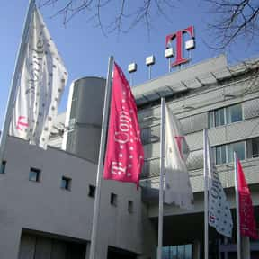 Deutsche Telekom is listed (or ranked) 17 on the list The Top 100 Socially Responsible Companies