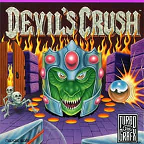 Devil's Crush is listed (or ranked) 5 on the list The Best TurboGrafx-16 Games