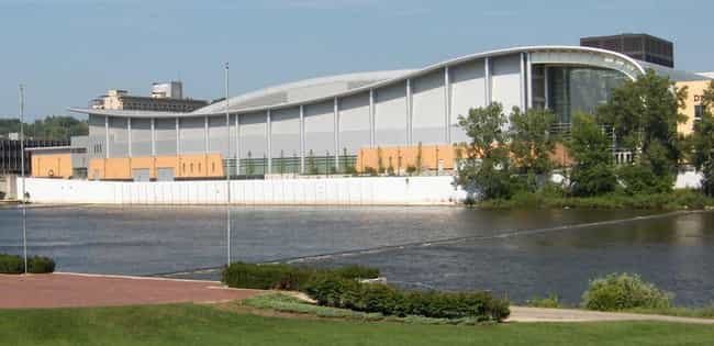 DeVos Place Convention Center is listed (or ranked) 4 on the list List of Famous Grand Rapids Buildings & Structures