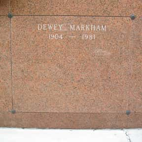 Dewey 'Pigmeat' Markham is listed (or ranked) 11 on the list Rowan & Martin's Laugh-In Cast List