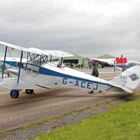 de Havilland Fox Moth