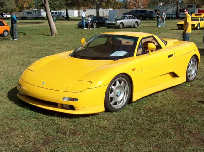De Tomaso Guarà ... is listed (or ranked) 3 on the list Full List of De Tomaso Models