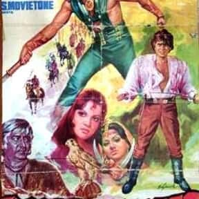 Dharam Veer is listed (or ranked) 11 on the list The Best Bollywood Movies of the 1970s