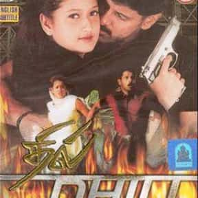 Dhill is listed (or ranked) 13 on the list The Top 10 Tamil Films of 2000