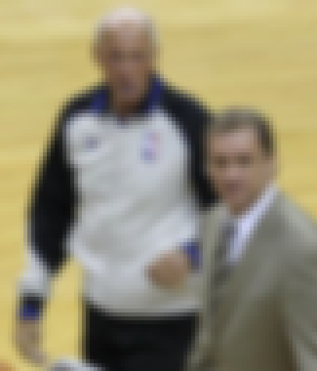 Dick Bavetta is listed (or ranked) 4 on the list Famous Saint Francis College Alumni