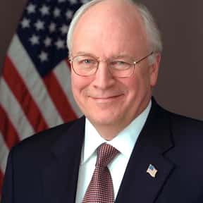 Dick Cheney is listed (or ranked) 22 on the list Celebrity Death Pool 2020