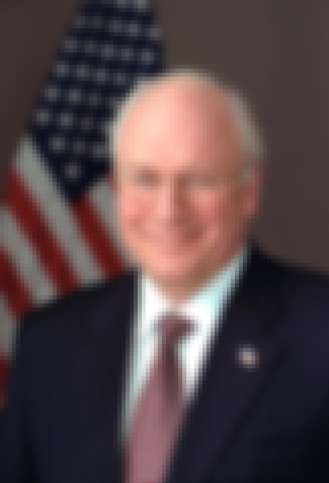 Dick Cheney is listed (or ranked) 2 on the list The Most Successful Obese Americans