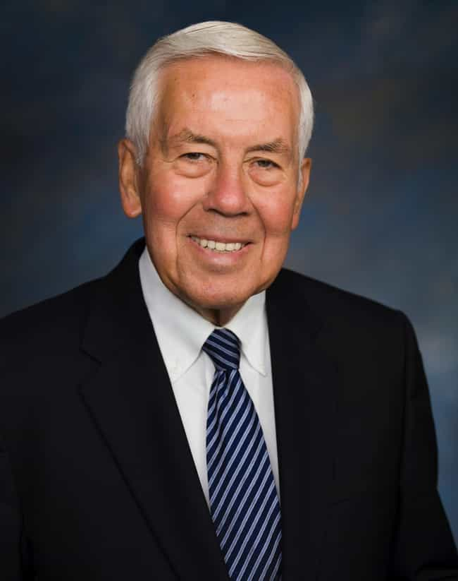 Richard Lugar is listed (or ranked) 2 on the list Famous Shortridge High School Alumni