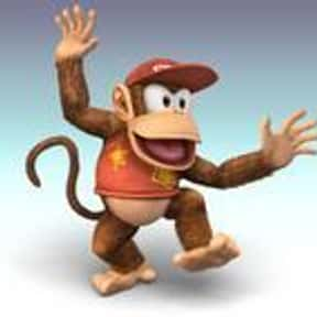 Diddy Kong is listed (or ranked) 6 on the list The Best Nintendo 64 Characters