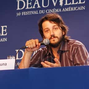 Diego Luna is listed (or ranked) 24 on the list The Best Latinx Actors and Actresses Under 40