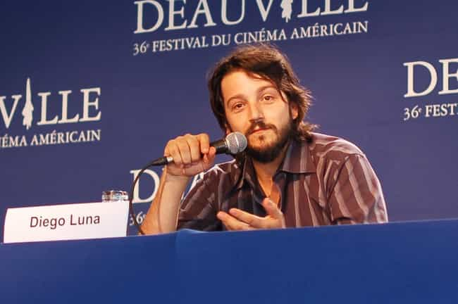 Diego Luna is listed (or ranked) 4 on the list 14 Hollywood Stars Who Got Their Start On Telenovelas