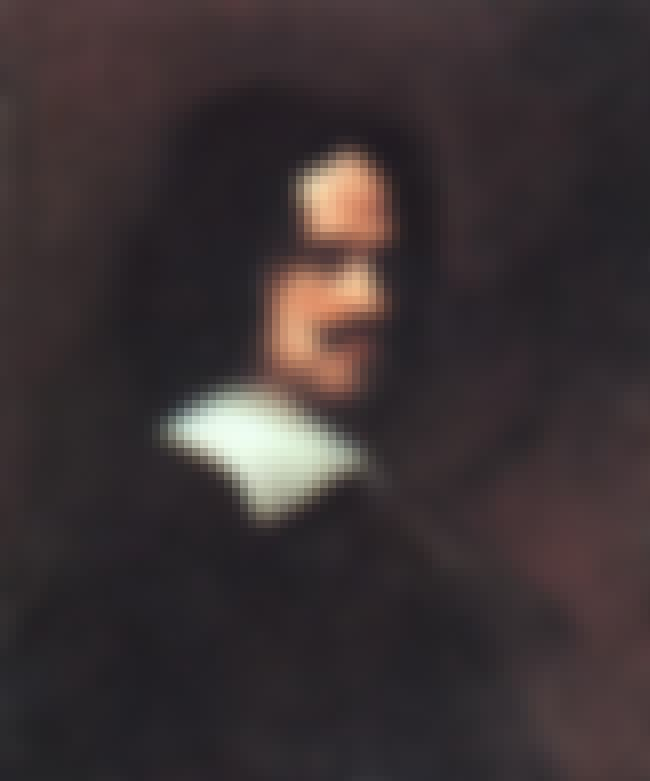 Diego Velázquez is listed (or ranked) 4 on the list Famous Baroque Artists, Ranked