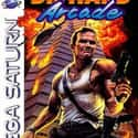Die Hard Arcade is listed (or ranked) 42 on the list The Best Beat 'em Up Games of All Time