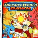 Digimon World Dawn and Dusk is listed (or ranked) 5 on the list The Best Bandai Games List