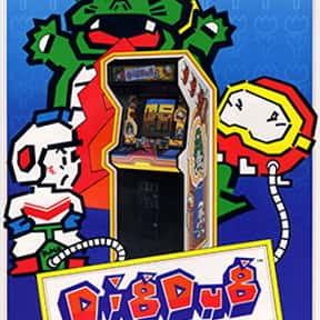 Dig Dug is listed (or ranked) 17 on the list The Best Classic Nintendo Arcade Games