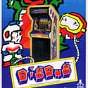 Dig Dug is listed (or ranked) 7 on the list The Best '80s Arcade Games