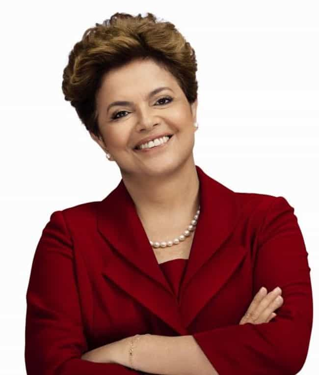Dilma Rousseff is listed (or ranked) 3 on the list Famous Female Economists