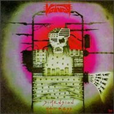 Dimension Hatröss is listed (or ranked) 2 on the list The Best Voivod Albums of All Time