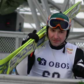 Dimitry Vassiliev is listed (or ranked) 24 on the list Famous Athletes from Russia