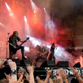 Dimmu Borgir is listed (or ranked) 3 on the list List of Famous Bands from Norway
