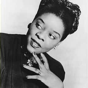 Dinah Washington is listed (or ranked) 4 on the list The Best Torch Song Artists