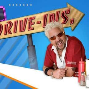 Diners, Drive-Ins and Dives is listed (or ranked) 15 on the list The Best Reality TV Shows Ever