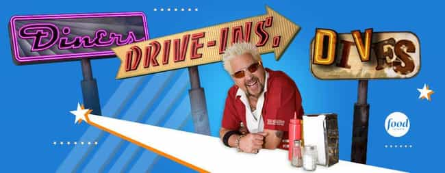 Diners, Drive-Ins and Dives is listed (or ranked) 2 on the list The Best Guy Fieri Shows